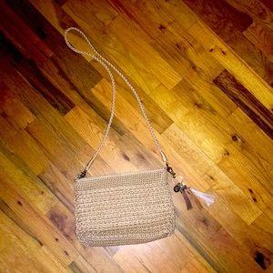 The Sak Crochet Crossbody